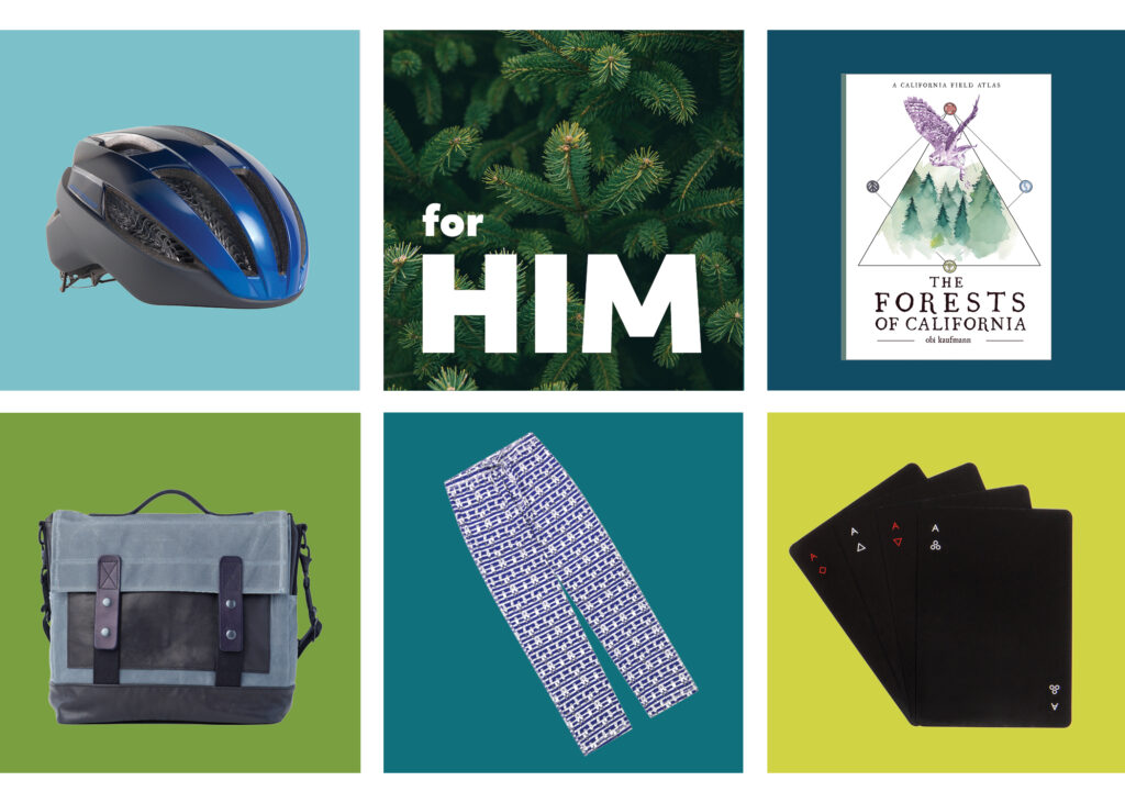 marin living holiday gift guide