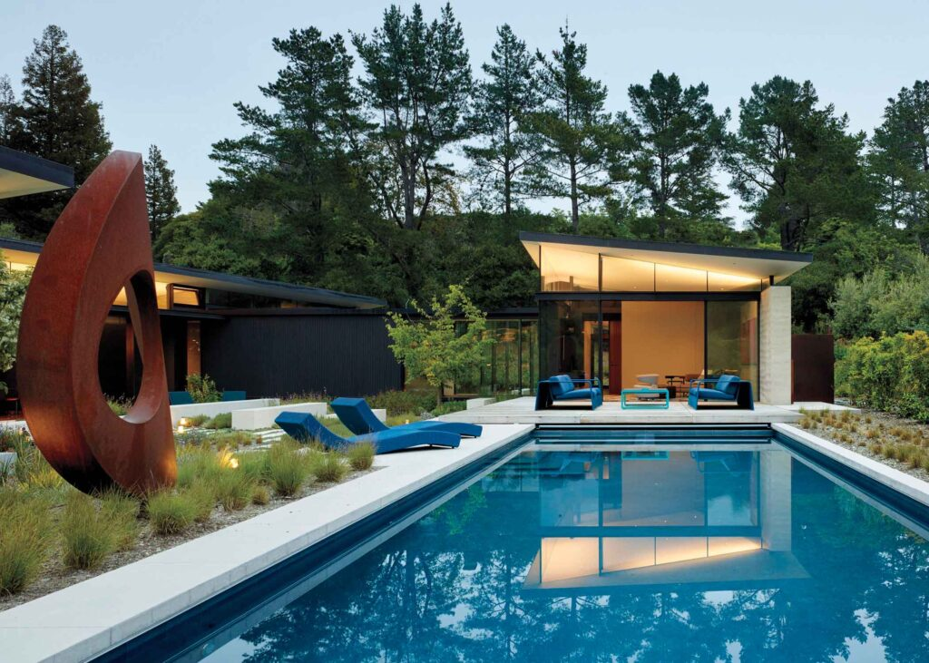 "Architect Joshua Aidlin's ""House of Earth and Sky"""