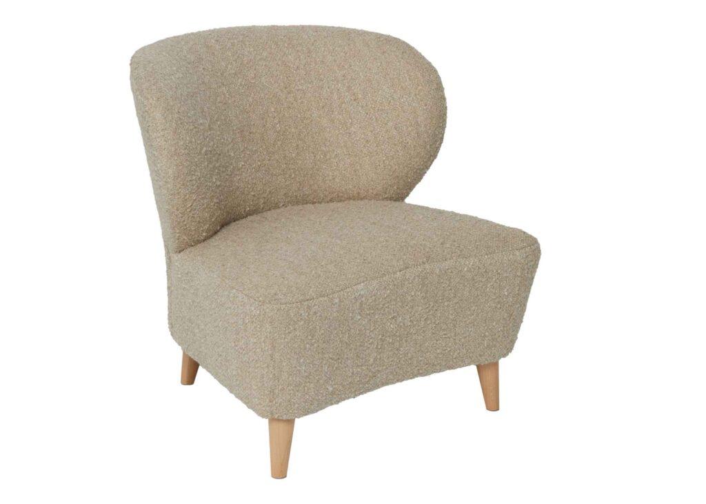 Jenni Kayne Brentwood Boucle Chair