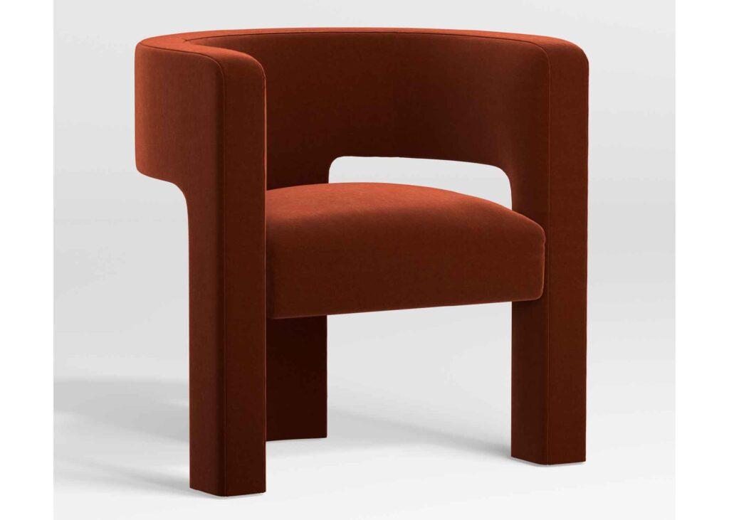 Crate and Barrel Sculpt Chair