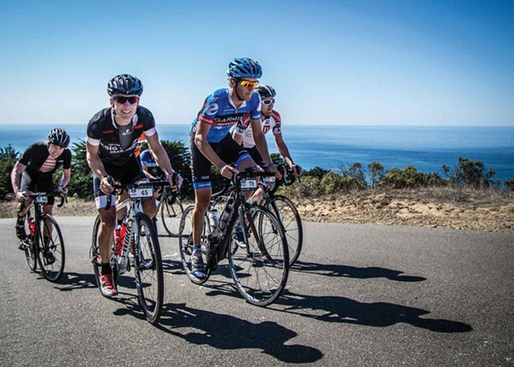 cyclist Peter Stetina