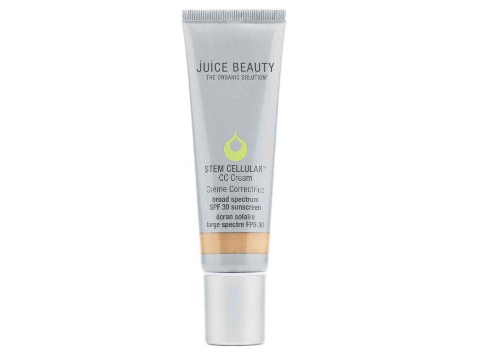 Stem Cellular CC Cream from Juice Beauty