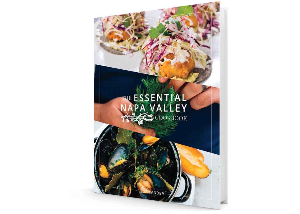 """The Essential Napa Valley Cookbook"""