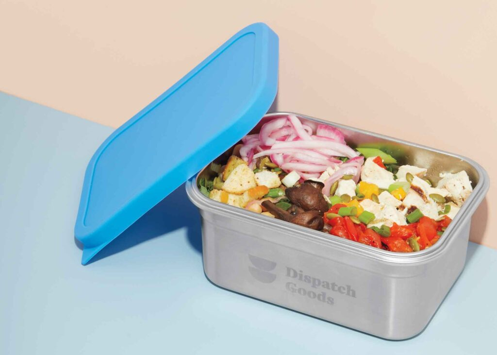 Dispatch Goods food container