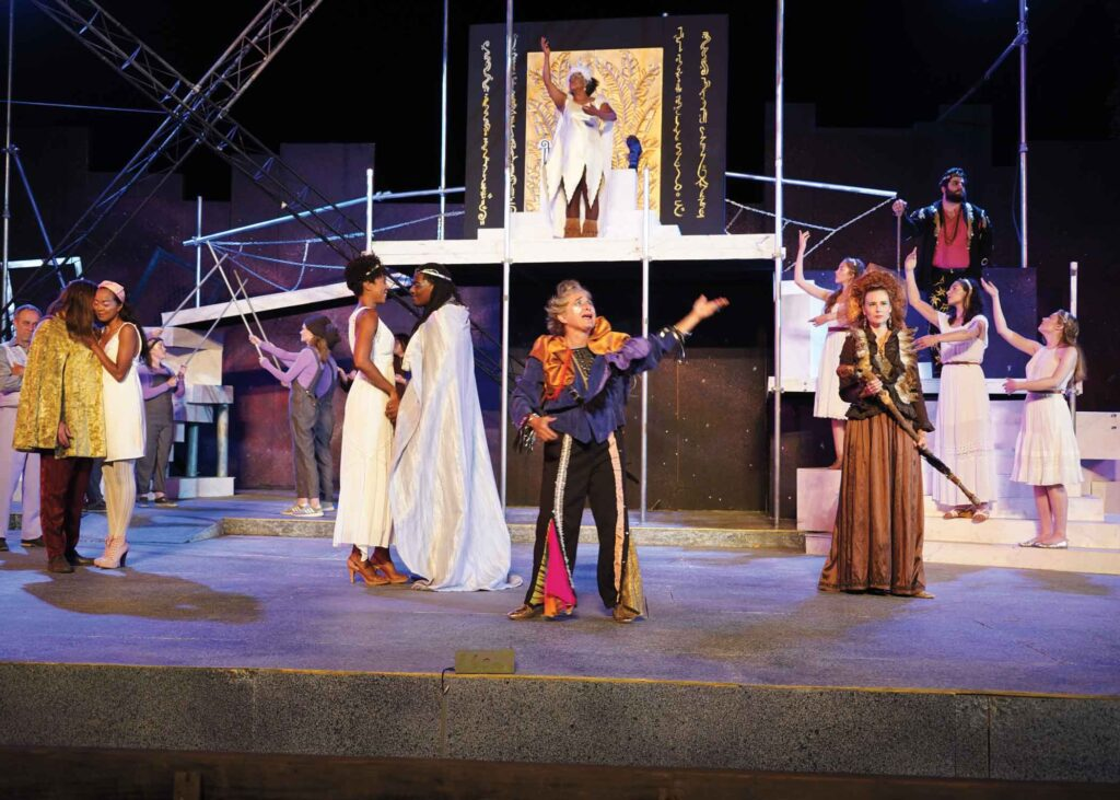 Marin Shakespeare Company performance